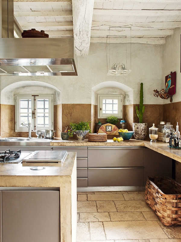 The charming S. Lucia Tuscan country house (5)