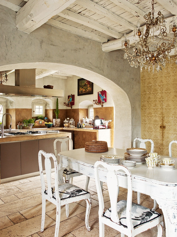 The charming S. Lucia Tuscan country house (6)