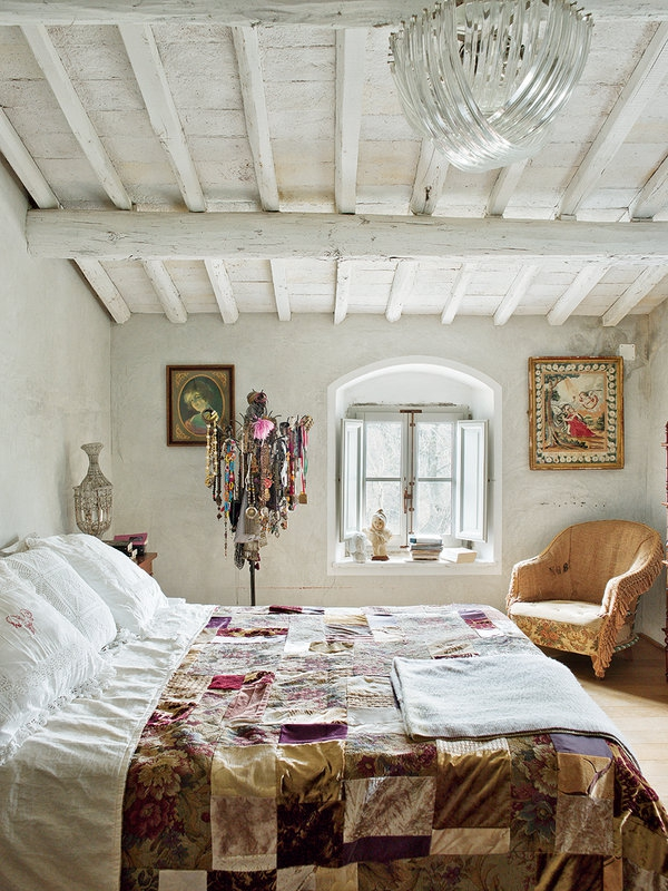 The charming S. Lucia Tuscan country house (7)