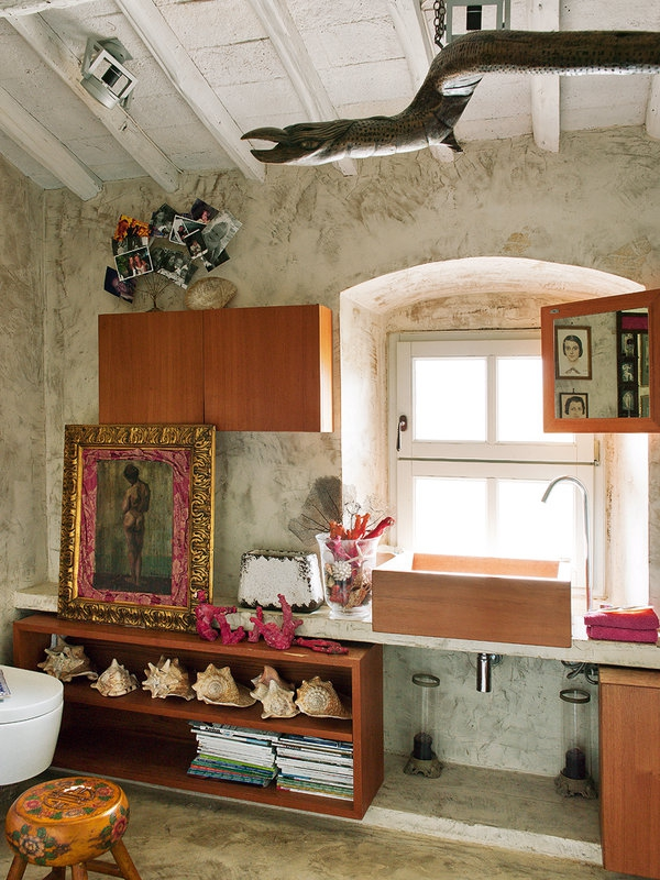The charming S. Lucia Tuscan country house (8)