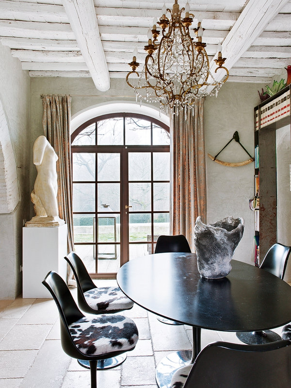The charming S. Lucia Tuscan country house (9)