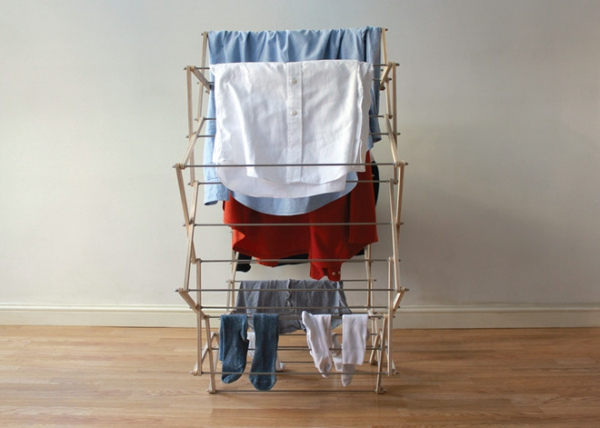 The Clothes Horse star shaped drying rack (7)