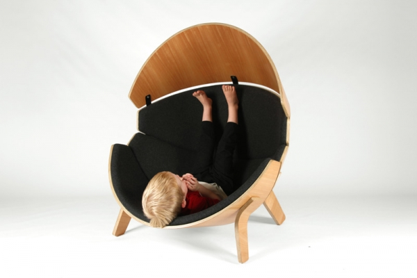 The Hideaway Modern Chair Design Adorable Home