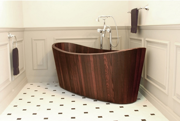 The Khis Range of Luxury Wooden Tubs – Adorable Home