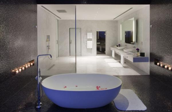 The Latest In Bathroom Interior Design Adorable Home