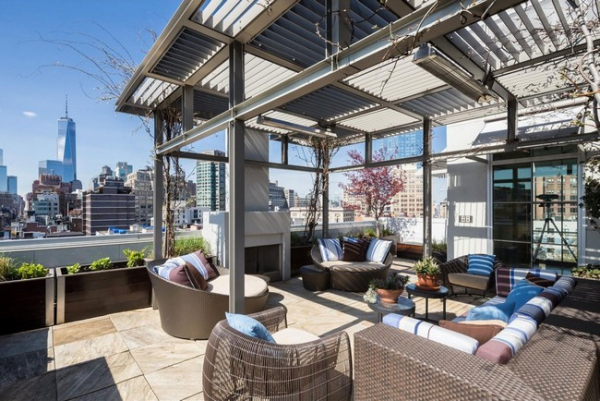 The Luxurious B Penthouse In Soho Adorable Home