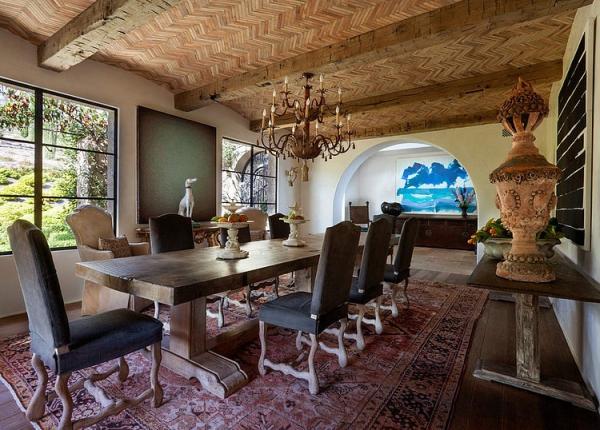 The Malibu house a Tuscan romance revived (10)