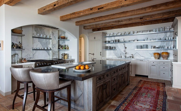 The Malibu house a Tuscan romance revived (11)