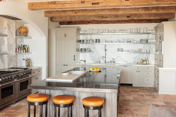 The Malibu house a Tuscan romance revived (12)