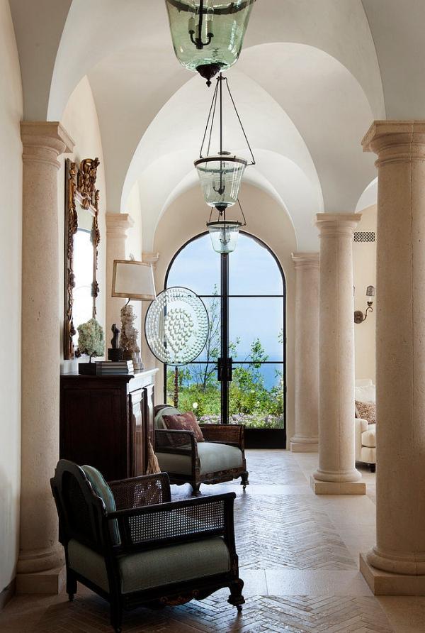 The Malibu house a Tuscan romance revived (5)