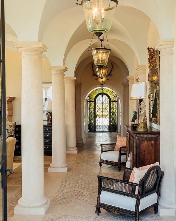 The Malibu house a Tuscan romance revived (7)