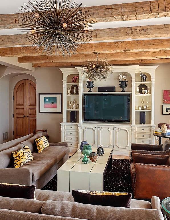 The Malibu house a Tuscan romance revived (9)