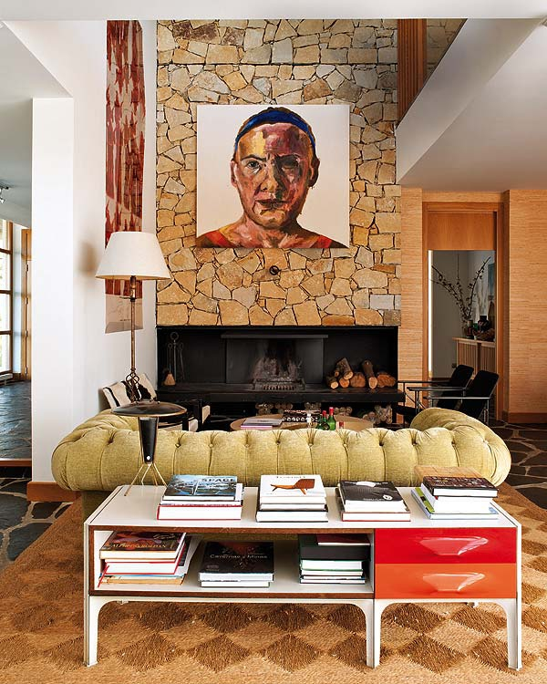 The Mid-century Modern Style Of Spain