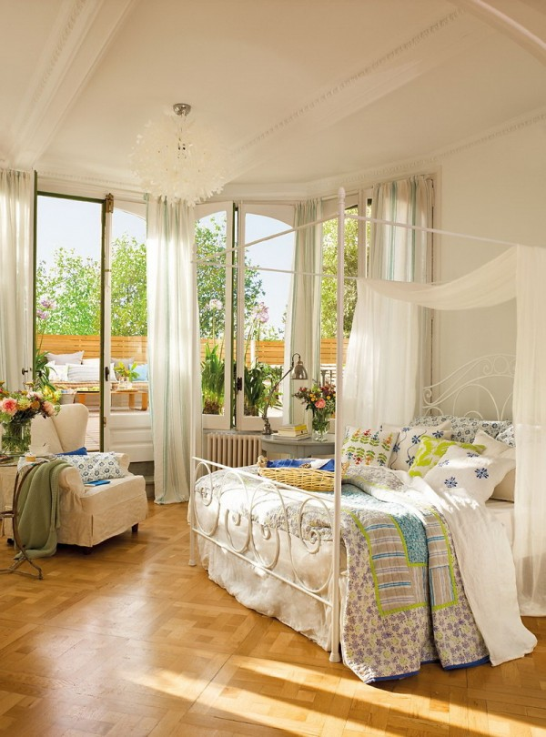 The most charming bedroom