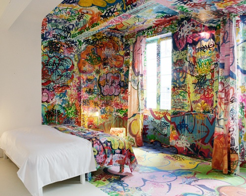 The Panic Room In Au Vieux Panier Adorable Home