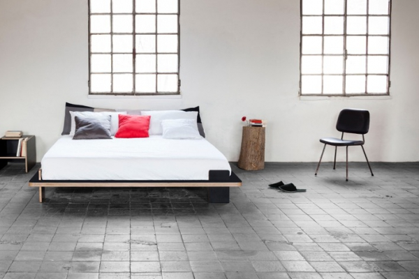 The Rigo Letto Modern Bed Frame (1)