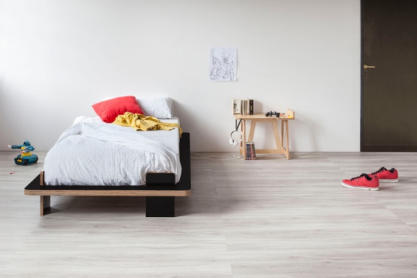 The Rigo Letto Modern Bed Frame (2)