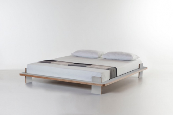 The Rigo Letto Modern Bed Frame (3)