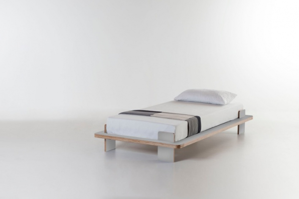 The Rigo Letto Modern Bed Frame (4)