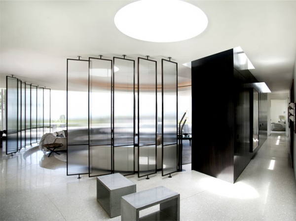 To The Ultra Luxury Design Of The Trousdale Estates Contemporary House