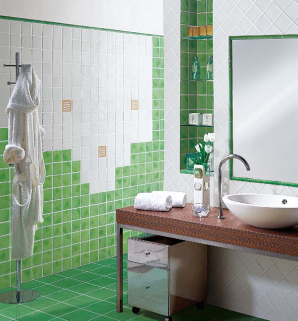 wonderful bathroom tile ideas – adorable home