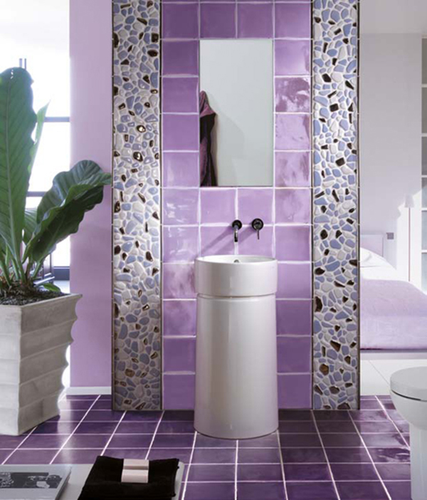 The wonderful world of bathroom tile ideas » Adorable Home