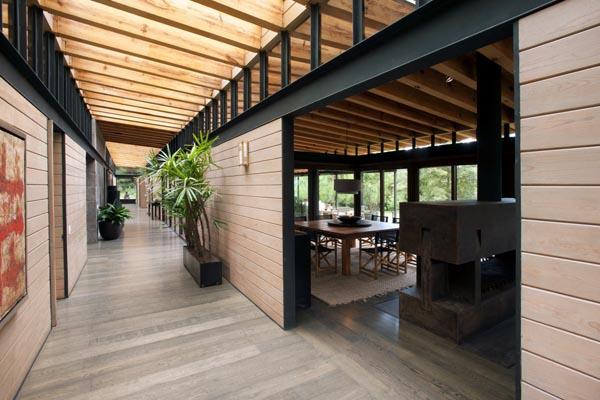 Stunning Steel Structure Homes Design Gallery   Interior Design .