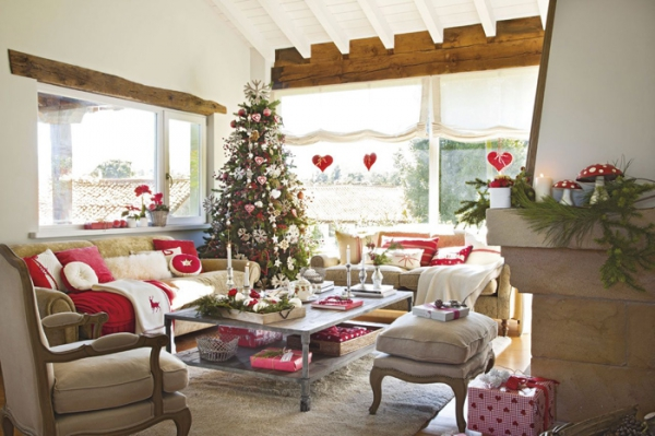 This home is a christmas dream