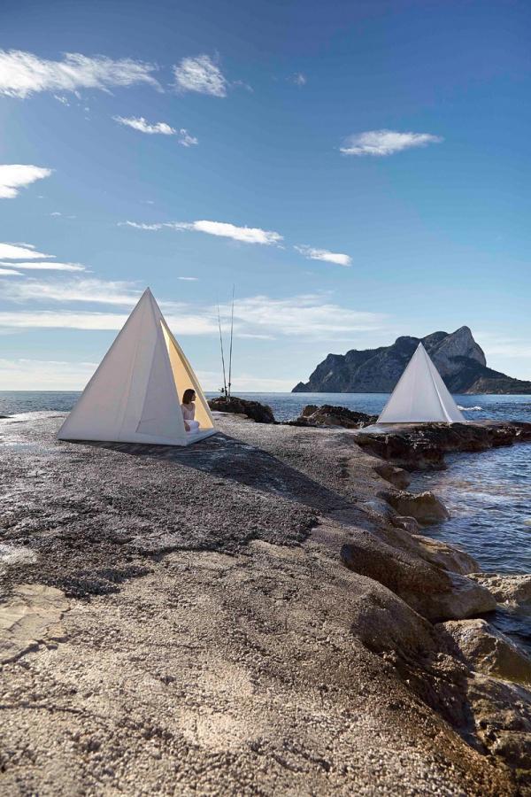 Tipi inspired pyramid shaped tents (3).jpg