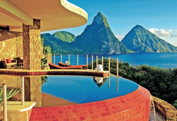 Top 10 amazing hotel views adorable home for Amazing all inclusive resorts