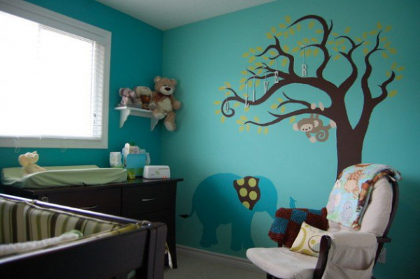 Top baby room designs (20)