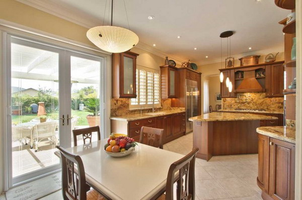 Traditional Kitchen Design Ideas 5