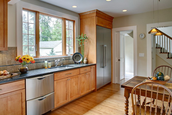Traditional kitchen design ideas adorable home for Traditional kitchen styles