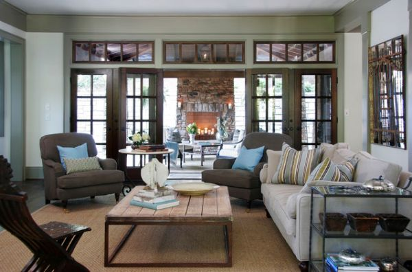 Traditional Living Room Designs 4