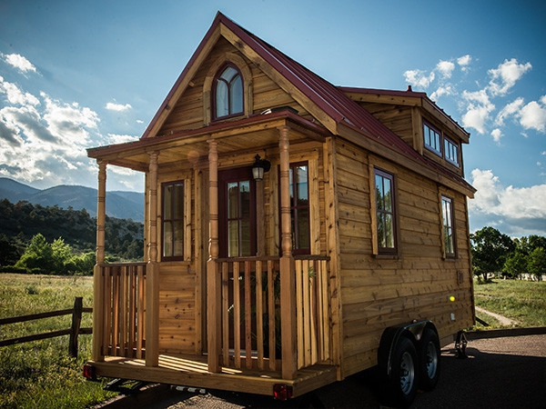 Tread Lightly On The Earth With 4 Great Tiny Homes 3