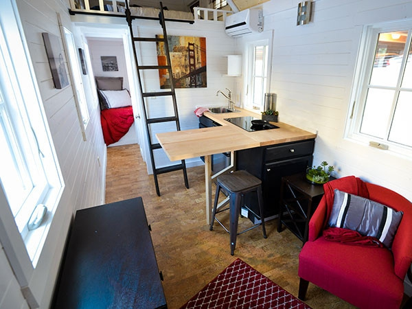 Tread lightly on the earth with 4 great tiny homes (6)