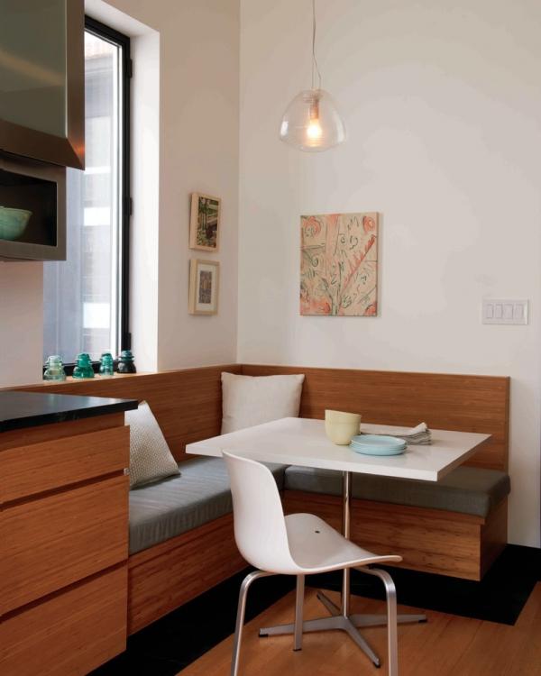 corner breakfast nook 12