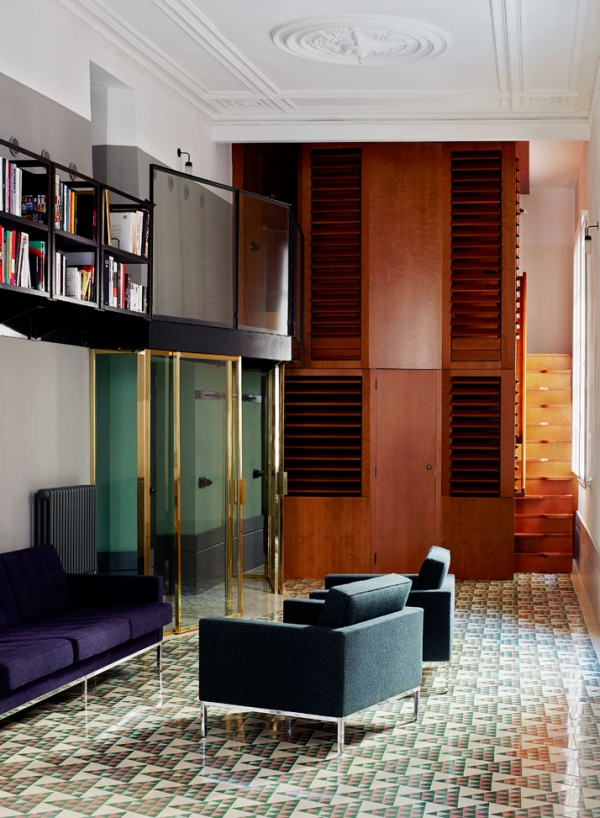 Unique apartment architecture in Spain (3)