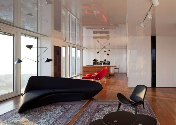 Unique apartment in Tel Aviv (3)