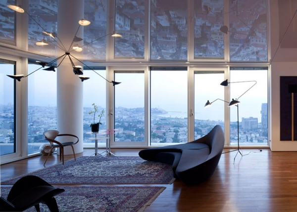 Unique apartment in Tel Aviv (5)