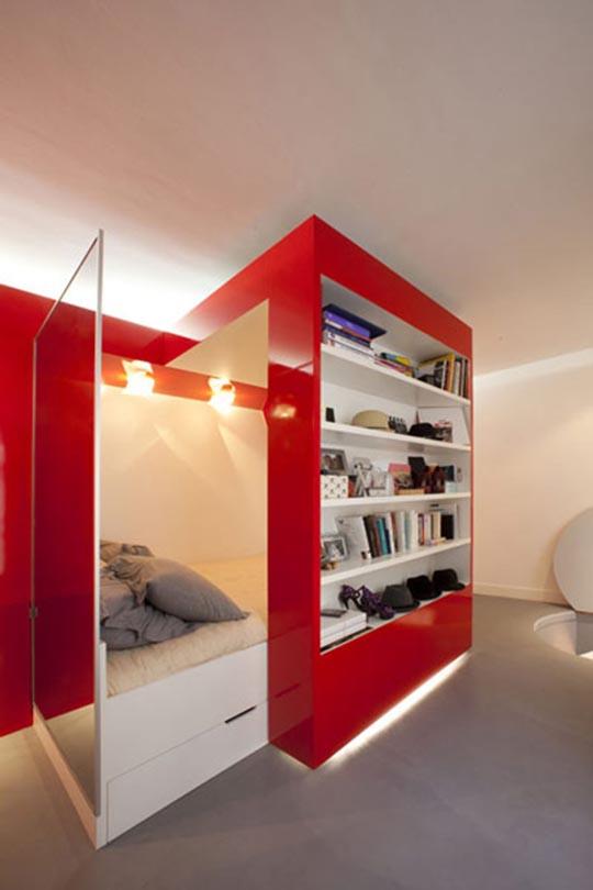 Vibrant compact space design  (7)
