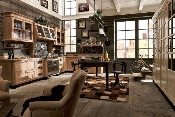 Industrial Vintage Wohnhaus Loft Stil ~ Finden Und Speichern Sie