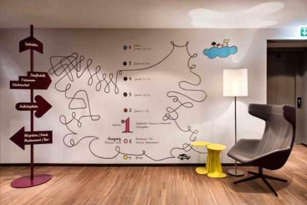 Vivid hotel design in Switzerland  (13)