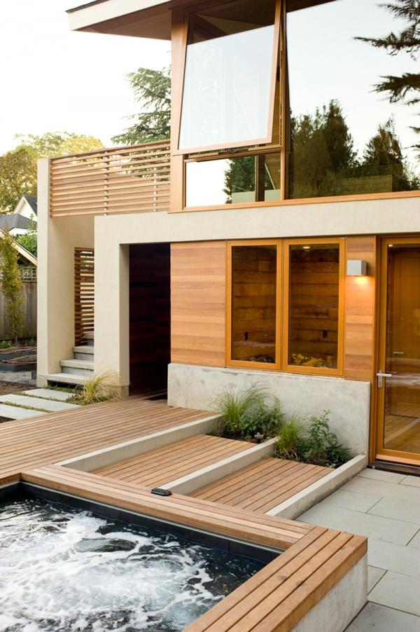 Warm Wood House Interior in Portland, Oregon (4).jpg