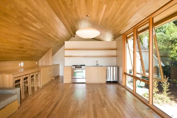 Warm Wood House Interior in Portland, Oregon (5).jpg