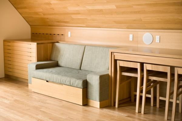 Warm Wood House Interior in Portland, Oregon (6).jpg