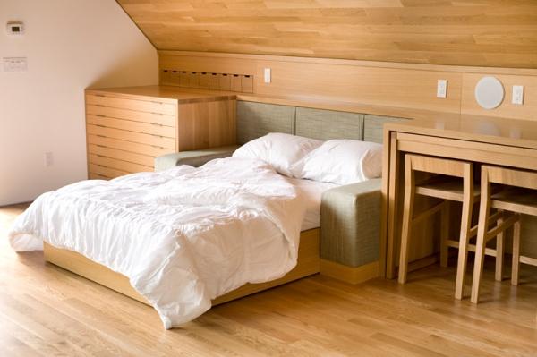 Warm Wood House Interior in Portland, Oregon (7).jpg