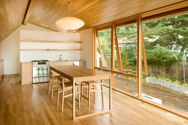 Warm Wood House Interior In Portland Oregon Adorable Home