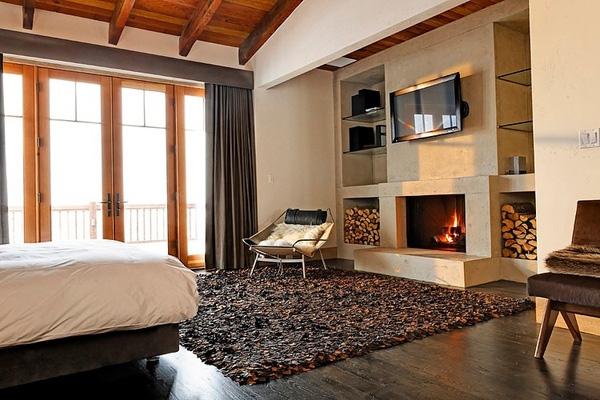 rustic-modern-winter-retreat-Montana-14