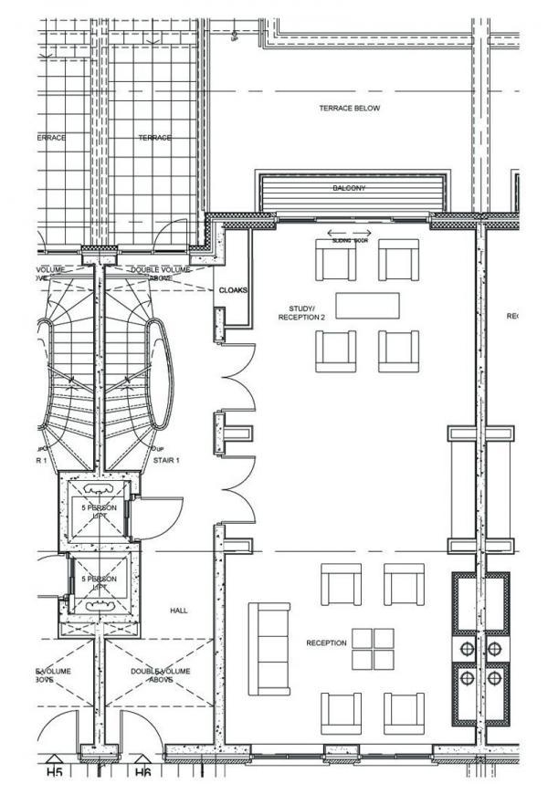 white-interior-design-of-the-kensington-house-19